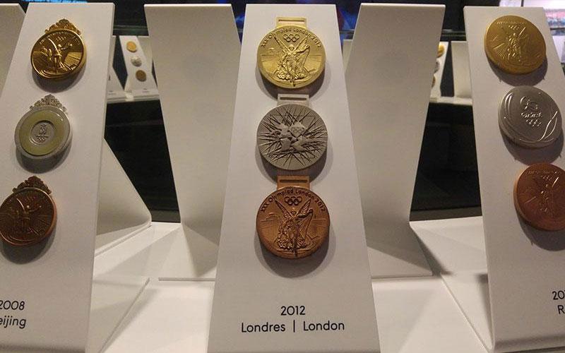 Losanna-Museo-Olimpico-medaglie