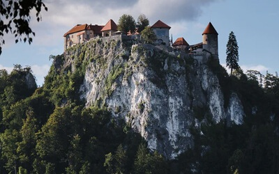 Visitare-Bled-Castello-di-bled