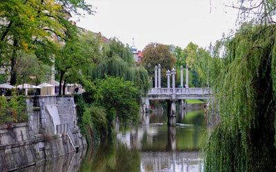 Visitare-Lubiana-Ponte-dei-calzolai-Ljubljana