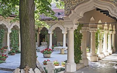 Bucarest-Copertina-Chiesa-Stavropoleos