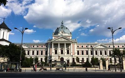 Bucarest-Copertina-Coltea-Hospital-Ospedale-Storico-di-Bucarest