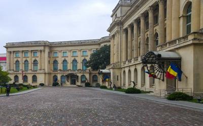 Bucarest-Museo-Nazionale-darte-rumena