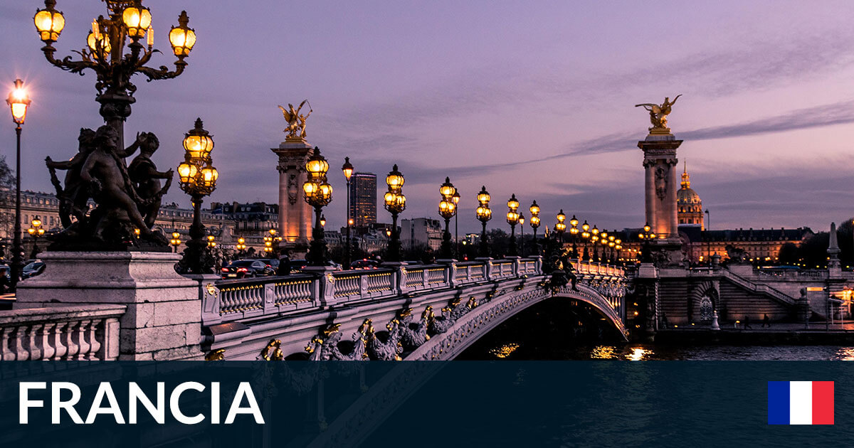 Francia luoghi di interesse