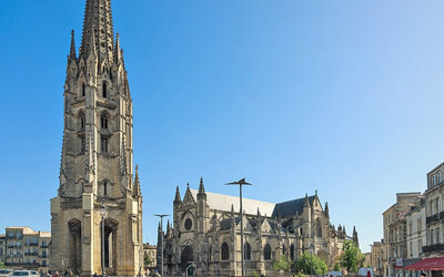 Visitare-Bordeaux---Basilica San Michele