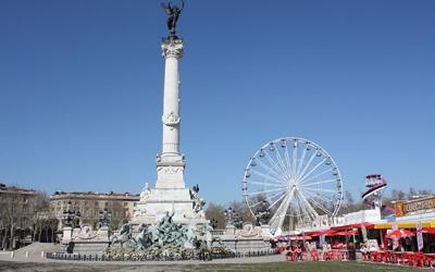 Visitare-Bordeaux---Quinconces