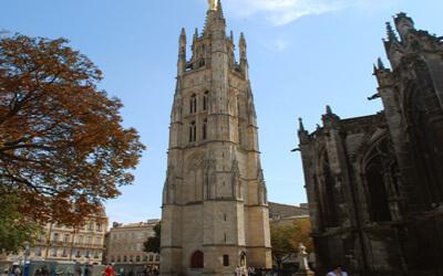 Visitare-Bordeaux---Torre-Pey-Berland
