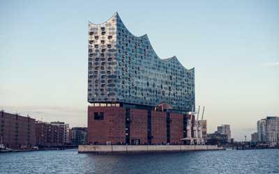 Amburgo---Elbphilharmonie