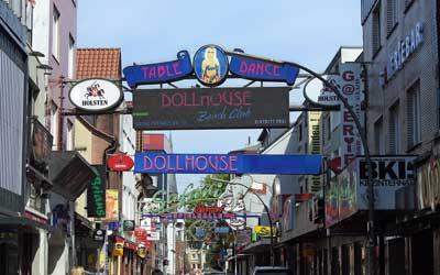Amburgo---St-Pauli