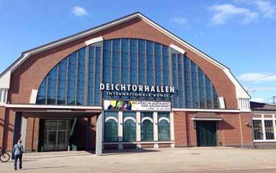 Amburgo---deichtorhallen