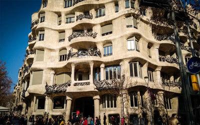Barcellona--Casa-Milà