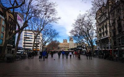 Barcellona-La-rambla