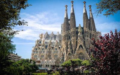 Barcellona-Sagrada-Familia