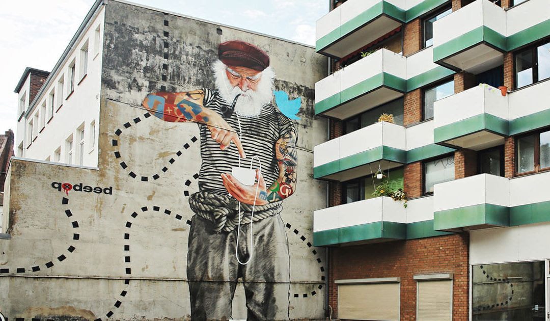 Street art Amburgo: dove vederla