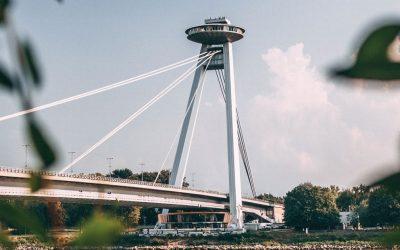 Torre UFO Bratislava: osservation point