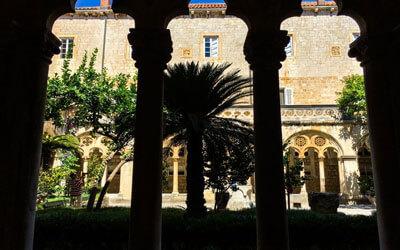 Cosa-vedere-a-Dubrovnik-Monastero-Domenicano