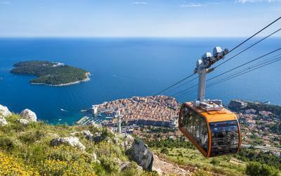 Cosa-vedere-a-Dubrovnik-Monte-Srd
