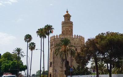 Cosa-vedere-a-Siviglia-Torre-do-Oro