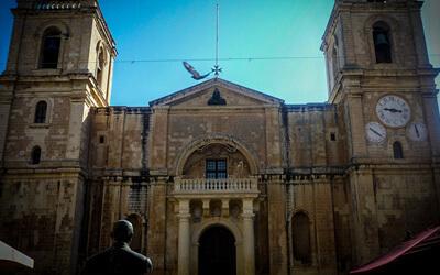 La-Valletta-Concattedrale-di-San-Giovanni