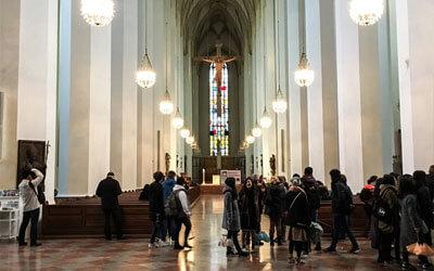 Monaco-di-Baviera---Frauenkirche