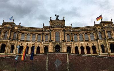 Monaco-di-Baviera-Maximilianeum