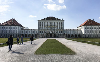 Monaco-di-Baviera---Nymphenburg-Palace