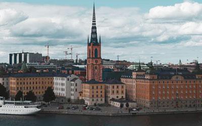Stoccolma-La-Chiesa-di-Riddarholmen