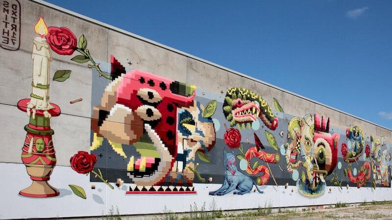 Thalia-in-der-Gaußstraße-Wall