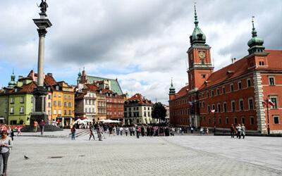 Cosa-vedere-a-Varsavia-in-3-giorni----Colonna-di-Sigismondo