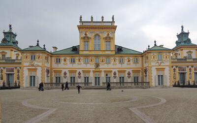 Cosa-vedere-a-Varsavia-in-3-giorni----Palazzo-di-Wilanow