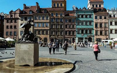 Cosa-vedere-a-Varsavia-in-3-giorni----Rynek-starego-miasta