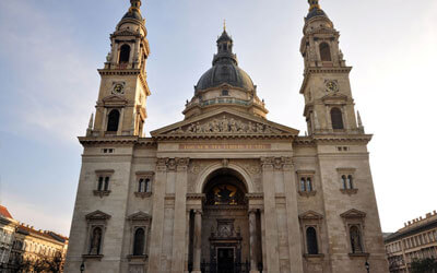 Budapest-Basilica-di-Santo-Stefano