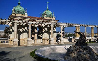 Budapest-Castle-Bazaar