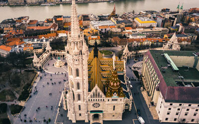 Budapest-Chiesa-di-Mattia