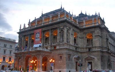 Budapest-Opera