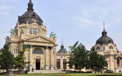 Budapest-Széchenyi-Baths