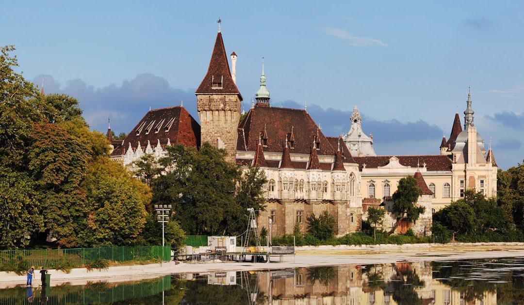 Castello di Vajdahunyad: Budapest da non perdere
