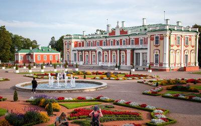 Tallinn-Kadriorg-Palace