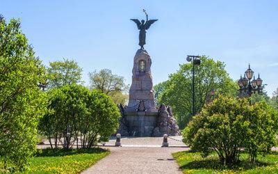 Tallinn-Russalka-Monument