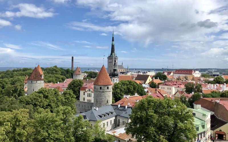 Tallinn Curiosità