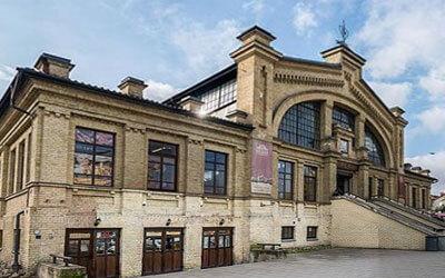 Vilnius-Hales-Market