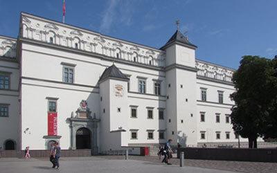Vilnius-Palazzo-del-gran-duca