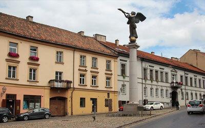 Vilnius-Uzupis