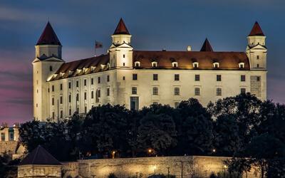 Visitare-Bratislava---Castello