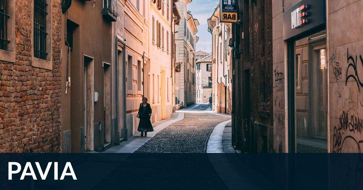 Pavia cosa vedere in un giorno
