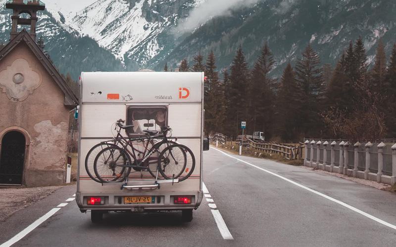 Camper-Bike