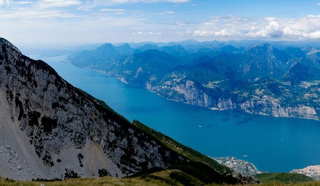 La sponda veneta del Lago di Garda