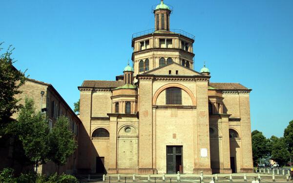 Piacenza-Basilica-Santa-Maria-di-Campagna