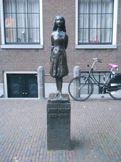 Amsterdam - Museo Anna Frank
