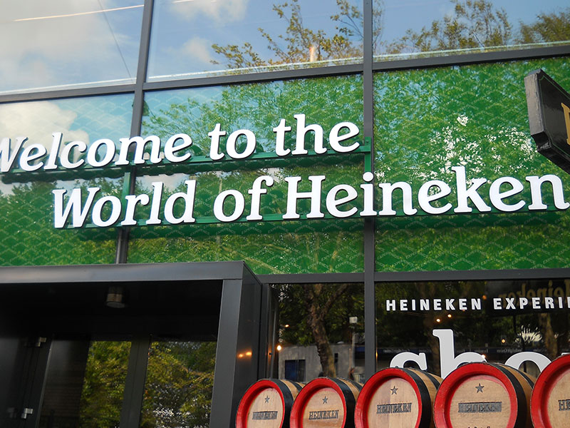 Copertina Heineken Experience