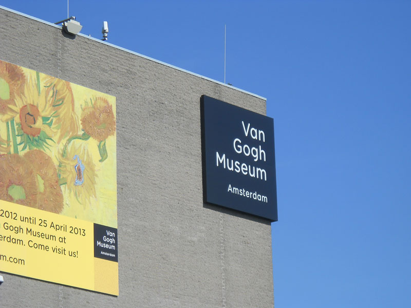 Amsterdam - Van Gogh Museum